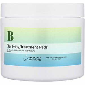 Clarifying Treatment Pads