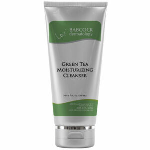 Green Tea Moisturizing Cleanser