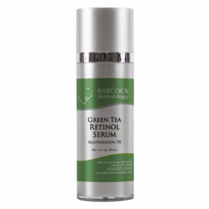 Green Tea/Retinol Serum 5x