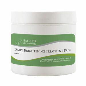 Daily Brightening Treatment Pads