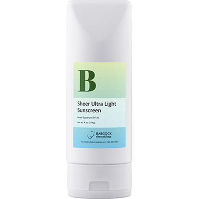 Ultra Light Sunscreen SPF 30