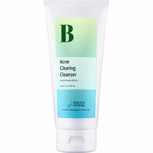 Acne Clearing Cleanser
