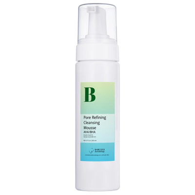 Pore Refining Cleansing Mousse