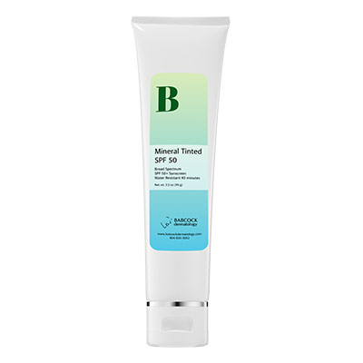 Mineral Tinted Sunscreen SPF 50